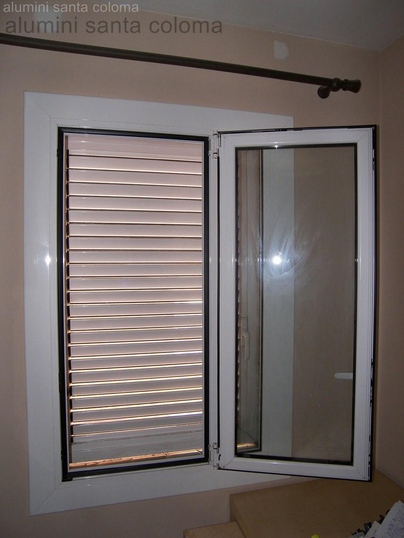 Ventanas aluminio sant boi puertas correderas for Puertas ventanas de aluminio medidas